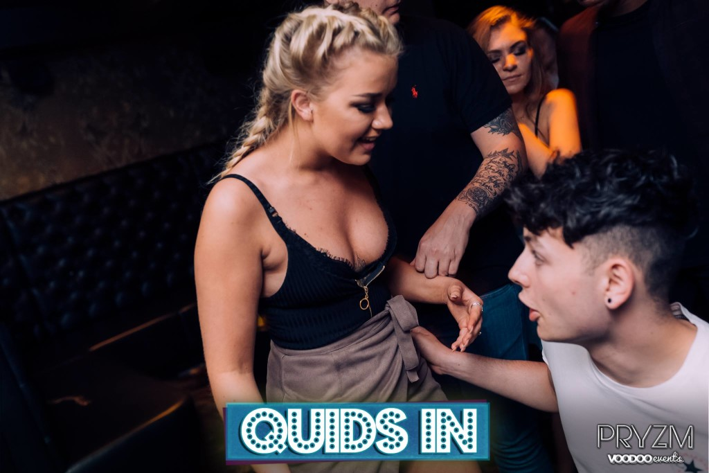 Is Pryzm really the best place though?