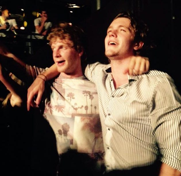 Grab your mate and be prepared to blurt out Mr Brightside
