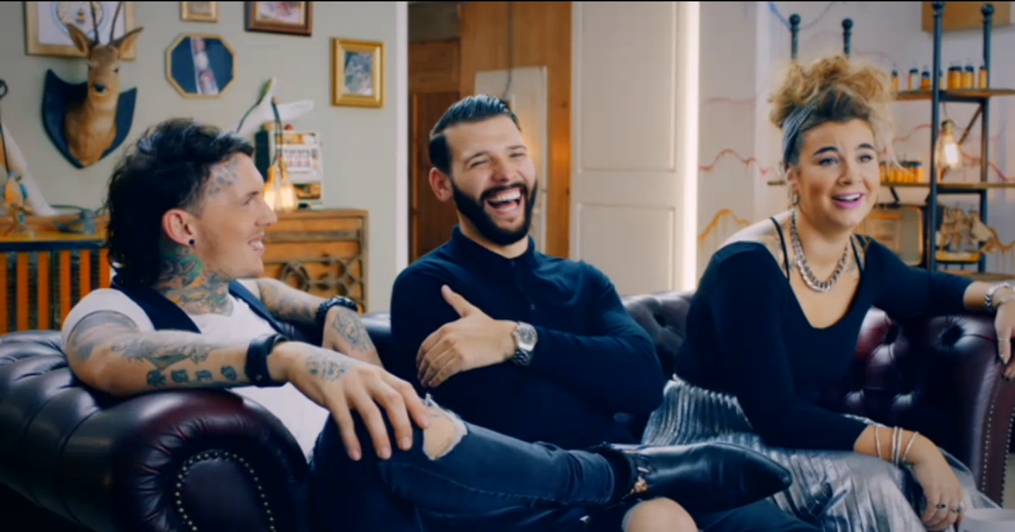 E4's Tattoo Fixers are looking for people in Leeds