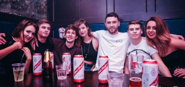 It's Red Stripe or nothing in Leeds anyway