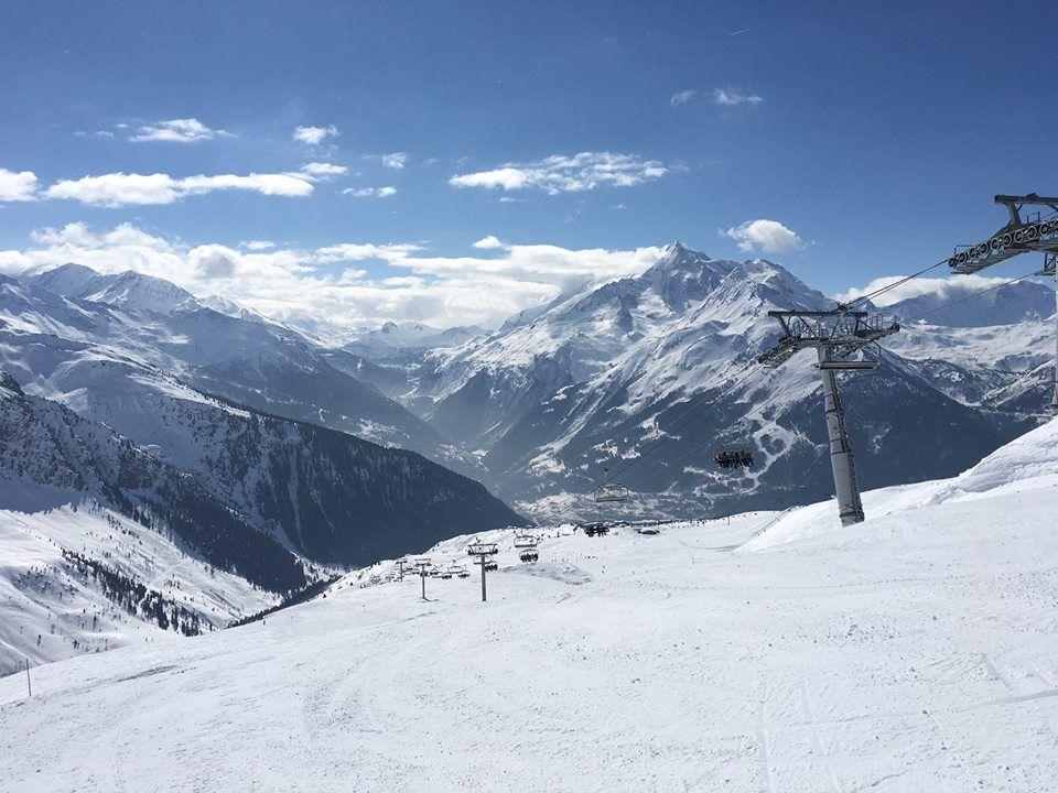 Image may contain: Peak, Sports, Sport, Piste, Glacier, Mountain Range, Slope, Snow, Ice, Nature, Mountain, Outdoors