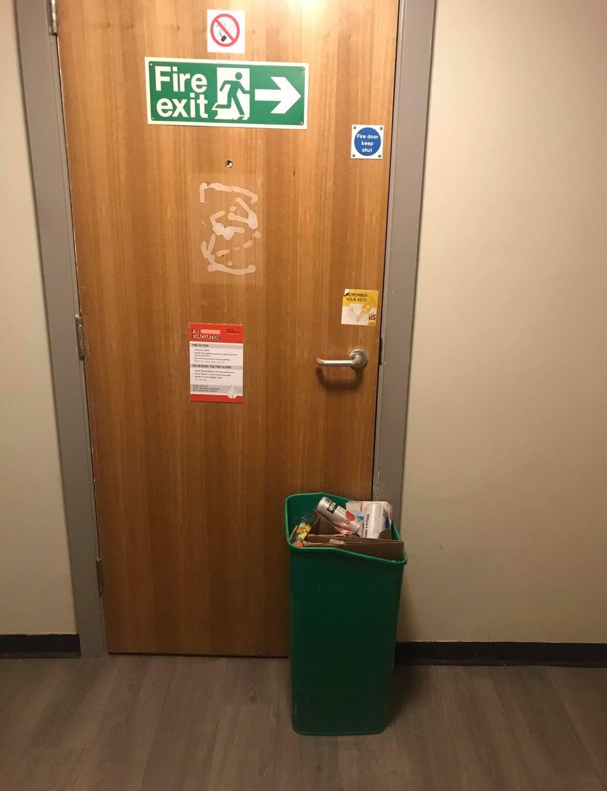 Image may contain: Wood, Flooring, Elevator, Floor, Door