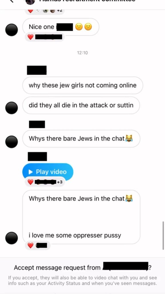 antisemitic-group-chat