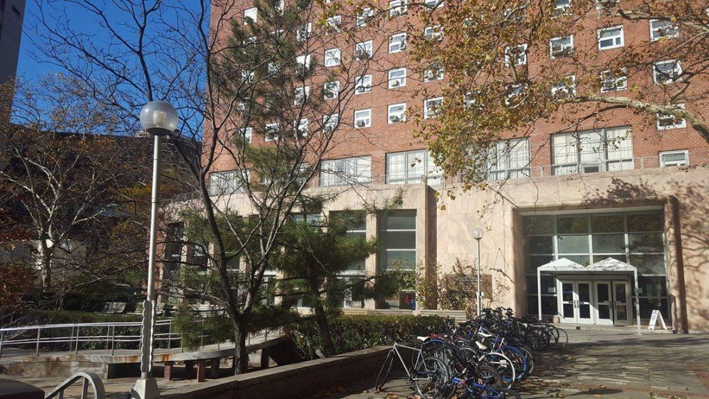 The Brookdale Campus is located in the Kips Bay neighborhood of Manhattan.