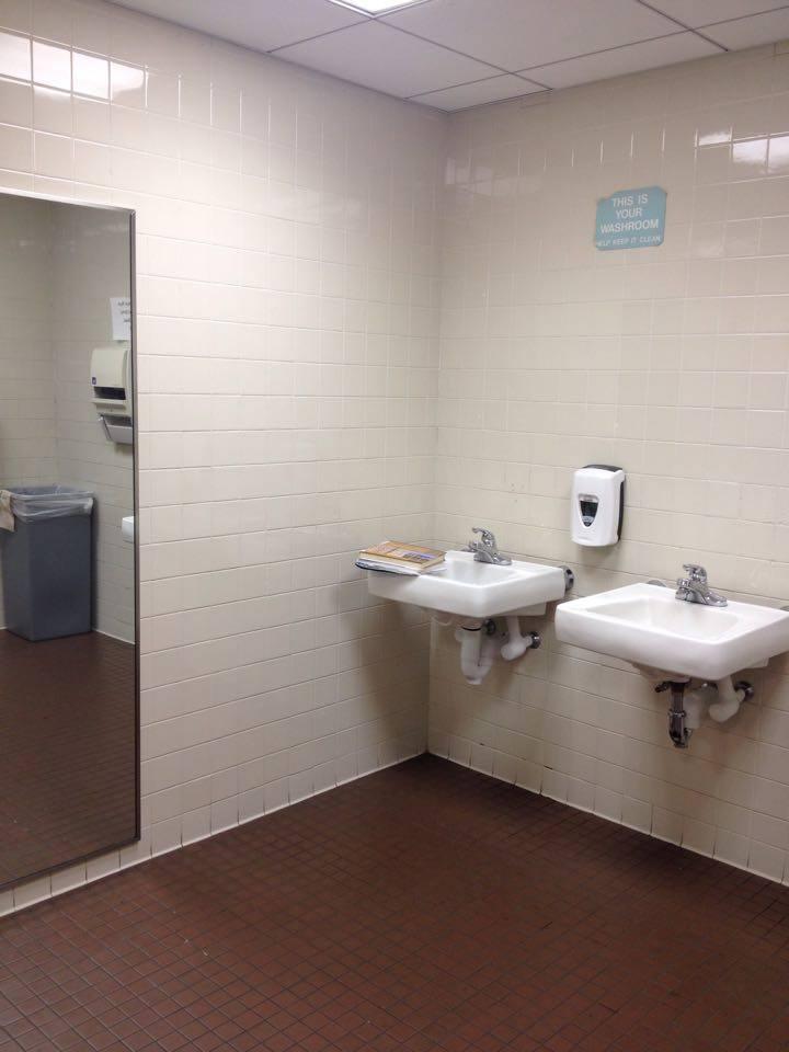 W8 second best bathroom