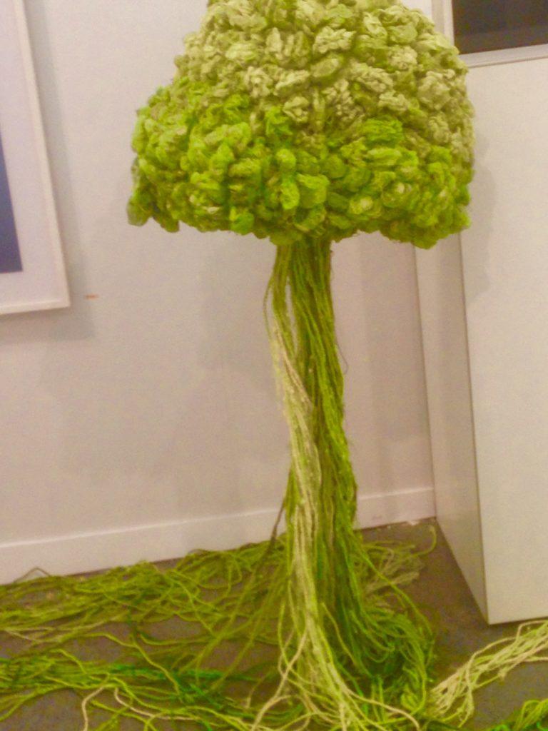 Unknown (sculpture, string)