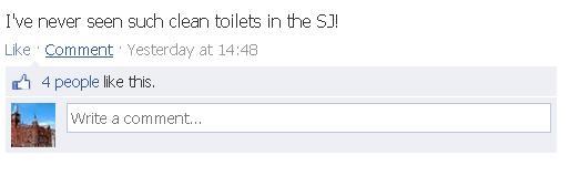 toilet status 2
