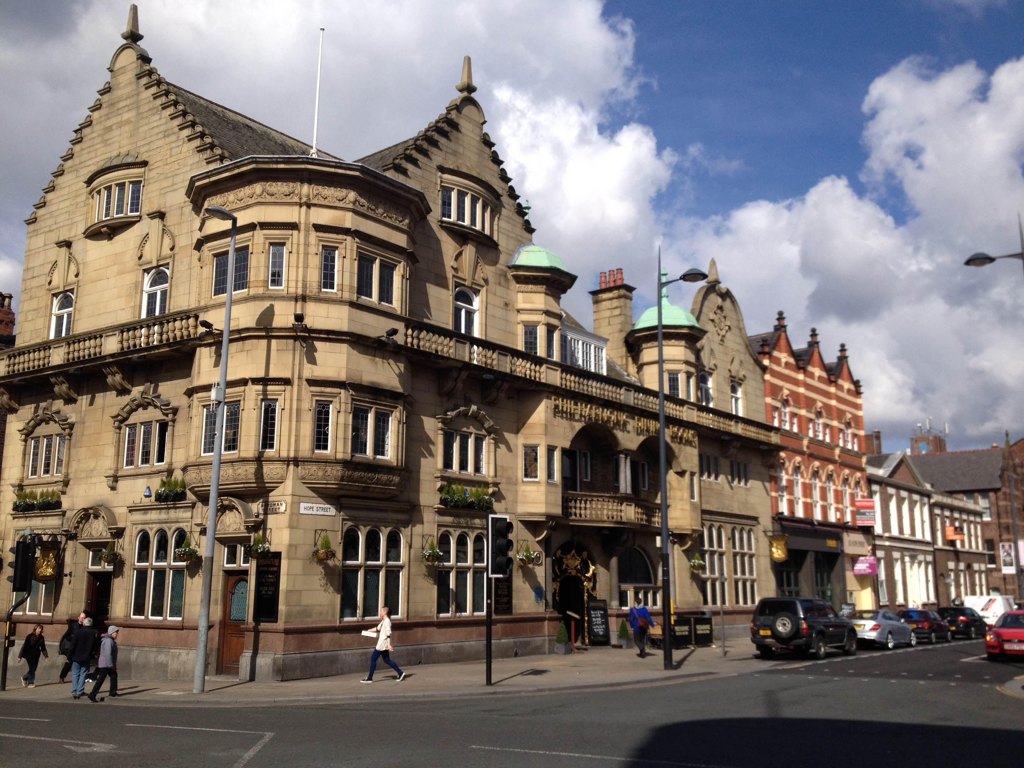 . Liverpool s Best Pubs   Part 3  The Philharmonic Dining Rooms