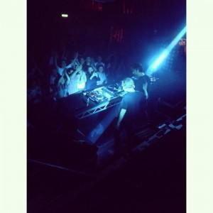 Jeremy UndergroundParis and MCDE last Friday at the Kazimer