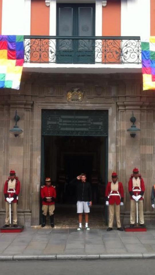 If they're good enough for the President of Bolivia's house, they're good enough for Carni