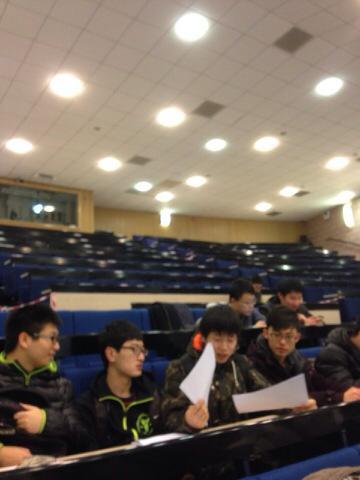 University Of Liverpool Psychology Student Room