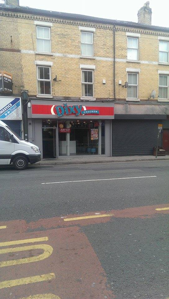 Dixy Chicken Is The Greatest Takeaway In Liverpool