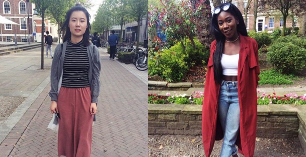 fashion, campus style