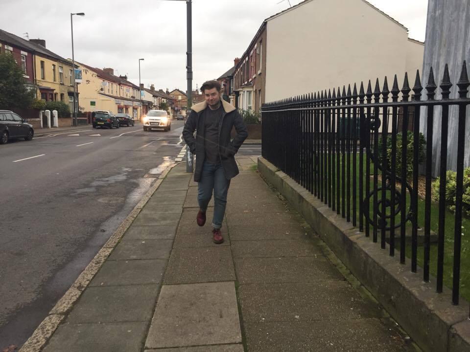 walking smithdown lawrence road