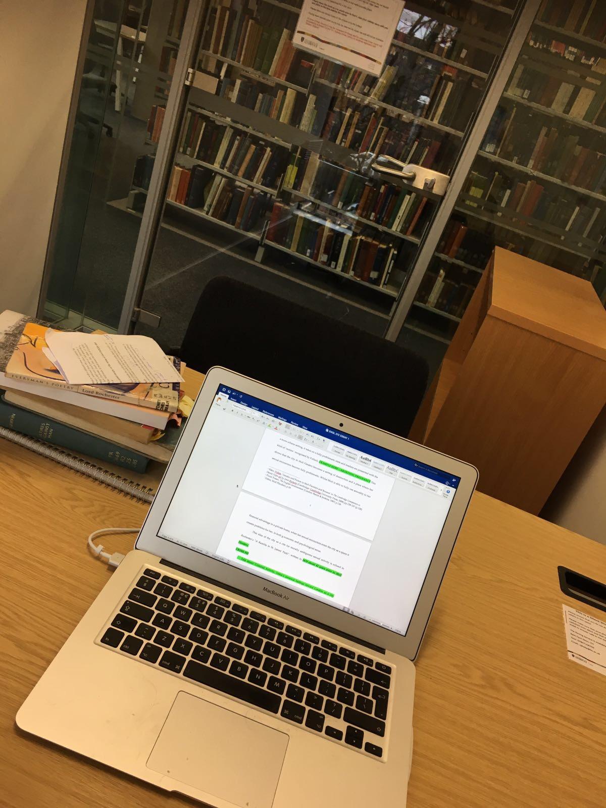 Book Sydney Jones Study Room
