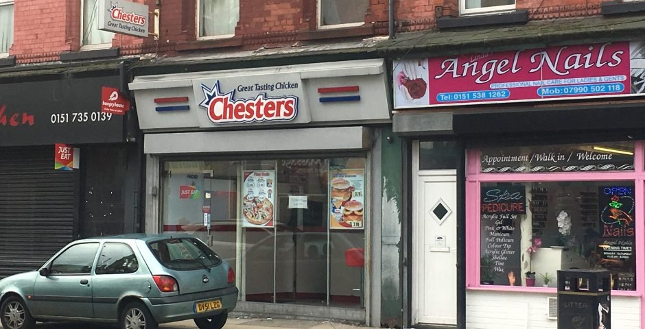 Smithdown Chesters Chicken Scored Zero In Its Food Hygiene Rating