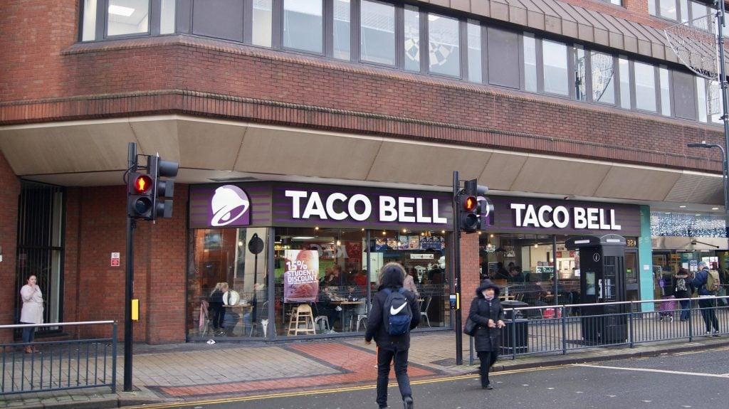 Fast Food Leeds Online