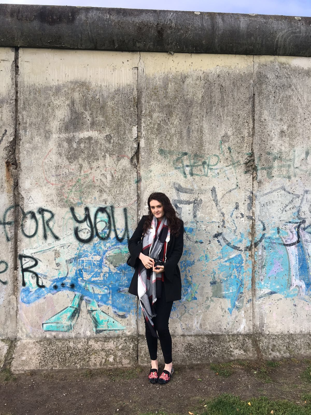 Image may contain: Graffiti, Person, People, Human