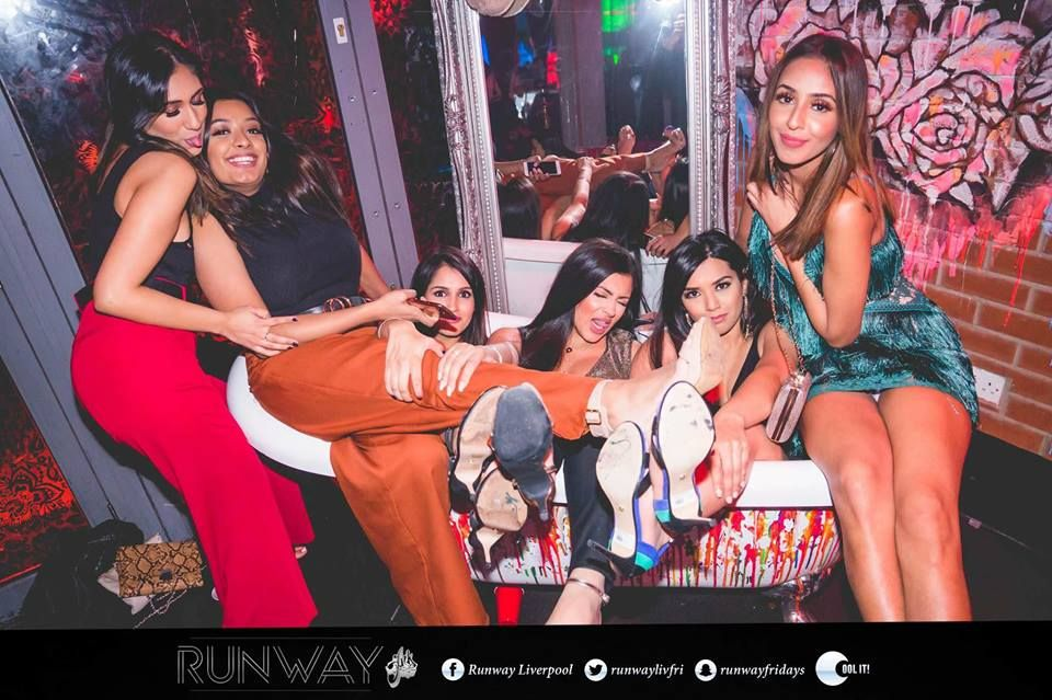 Image may contain: Girl, People, Clothing, Apparel, Photo Booth, Female, Interior Design, Indoors, Night Club, Club, Party, Face, Person, Human