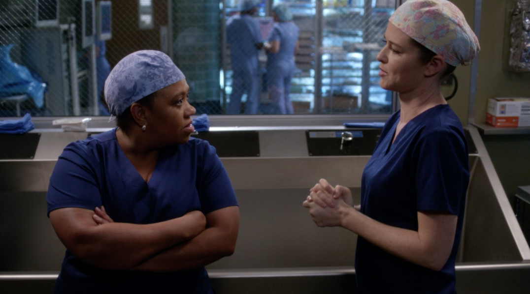 If Greys Anatomy Characters Were Plotted On The American Political