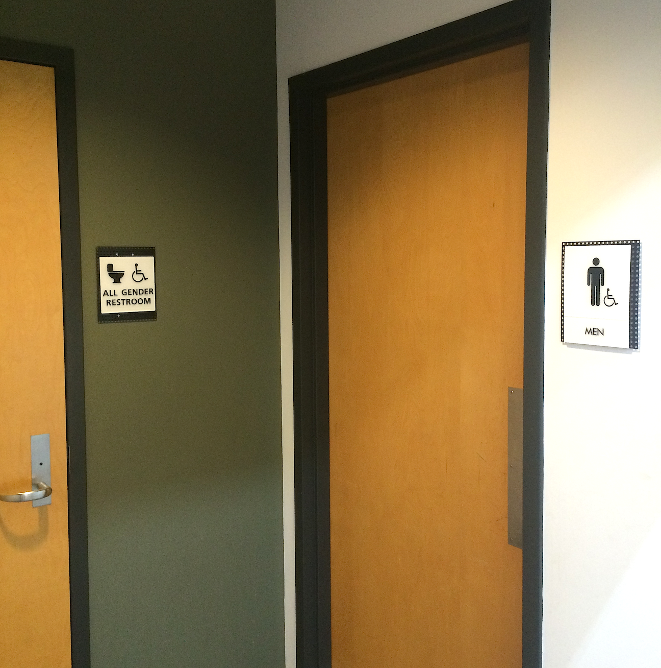 Come Meet Me In The Bathroom Stall: Vanderbilt's Conversion To 'all Gender' Restrooms Not Only