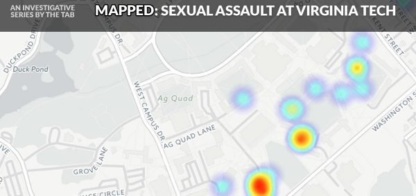 A Third Of Sexual Assaults Reported At Virginia Tech Occur In