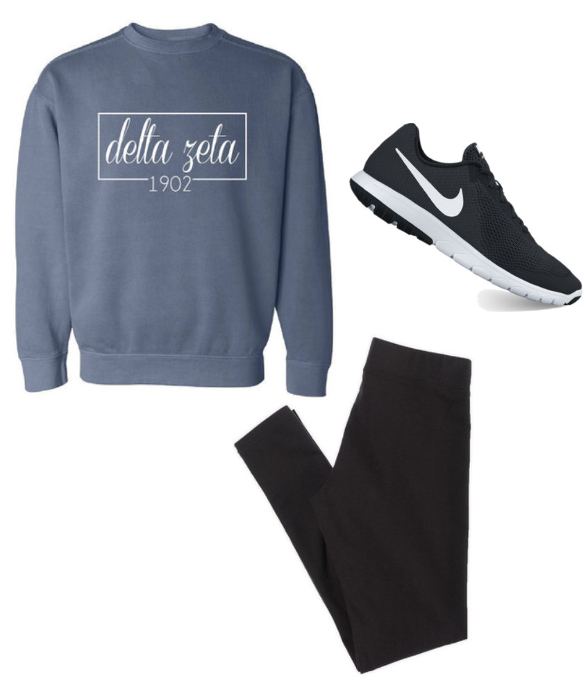 Image may contain: Sweatshirt, Sweater, Jacket, Clothing, Sneaker, Shoe, Running Shoe, Footwear