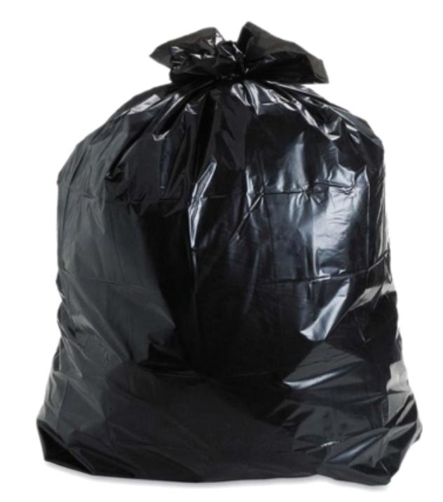 Image may contain: Trash