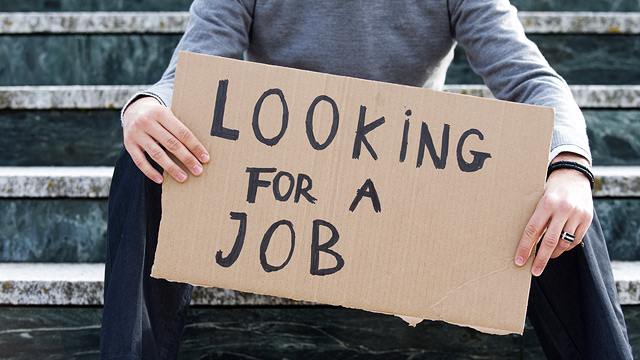Jobs just aren't that easy to find.