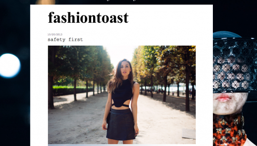 fashion toast