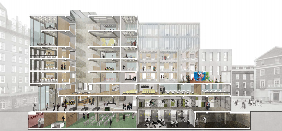 Student Drama Under Threat From Costly Redevelopment Of Ucl Bartlett School