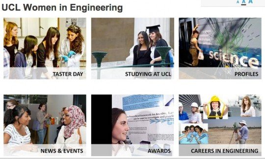 ucl engineering women