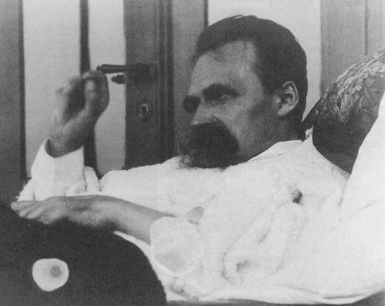 The group takes its name from German philosopher Friedrich Nietzsche
