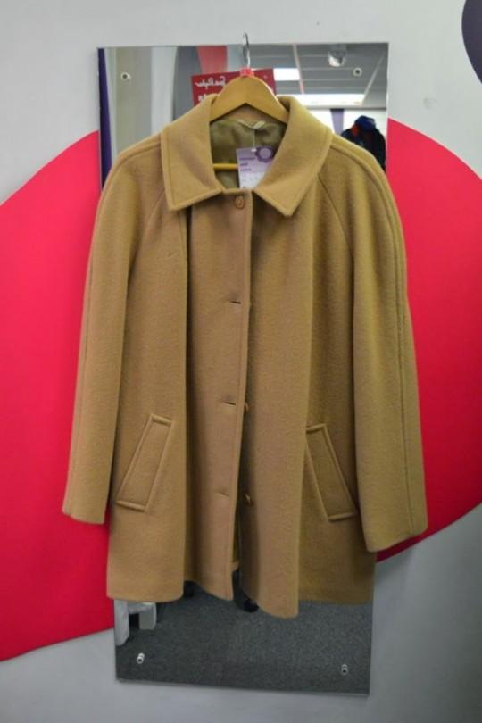 Camel Coat - £22.95, Sue Ryder