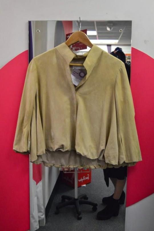 Suede Jacket - £29.95, Sue Ryder