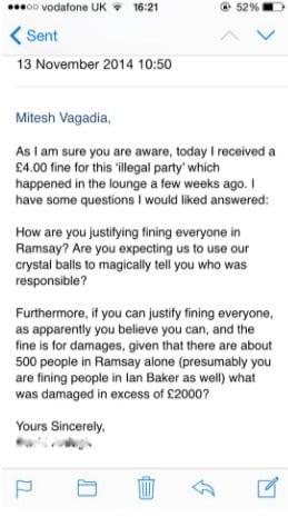 Ramsay complaint