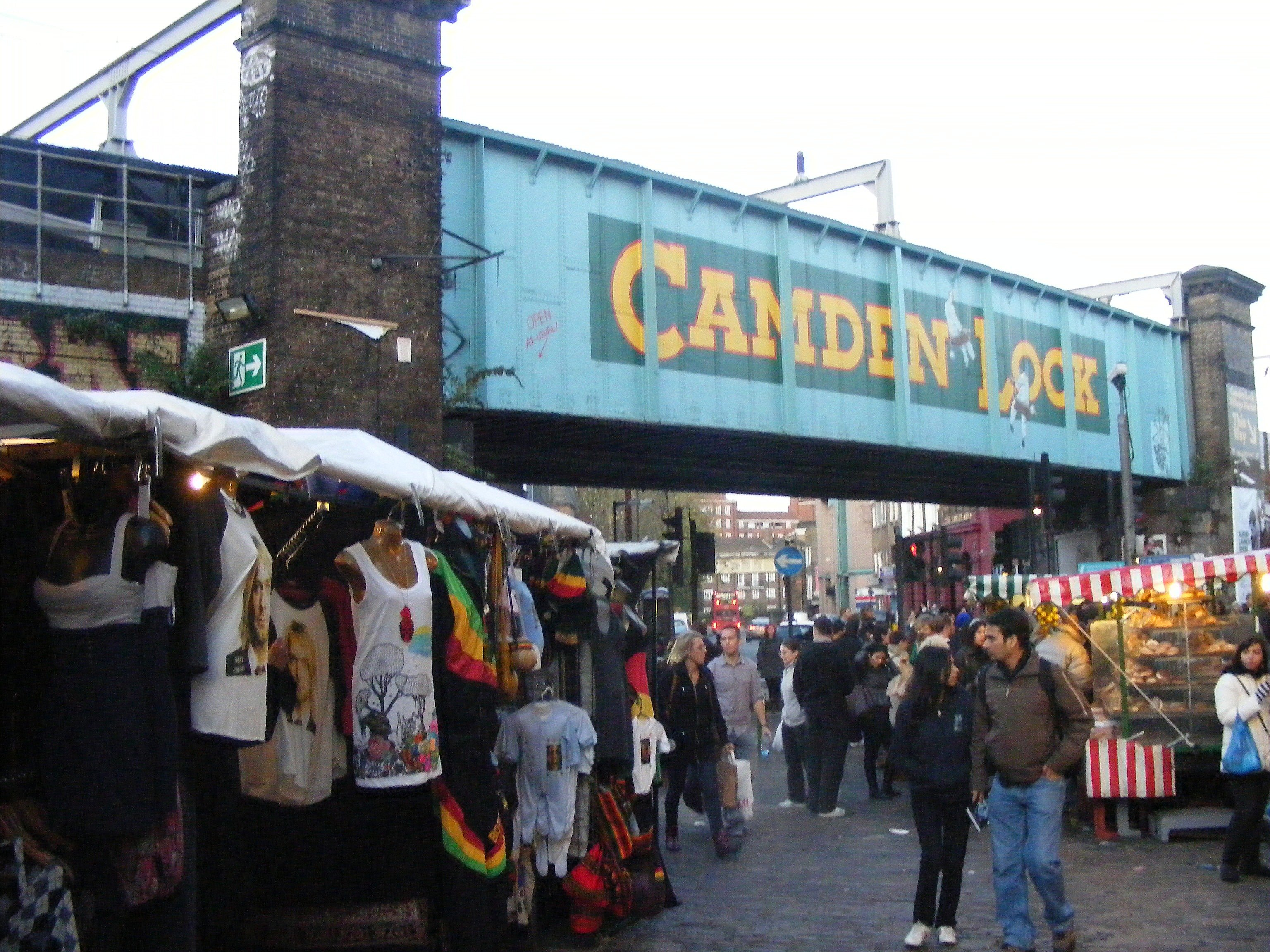 Camden Town Porno everything you know if you live in camden