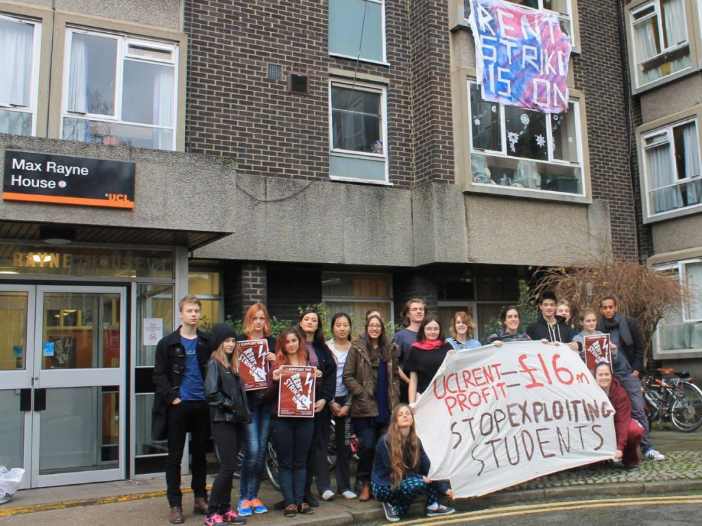 The documents were set to add fuel to the fire of the current rent strikes