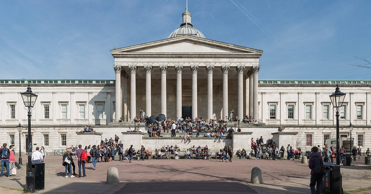 Ucl Is The Fourth Best University In World To Study Arts And Humanities