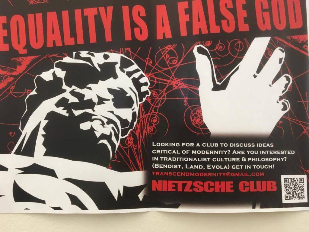 One of Nietzsche Club's new designs