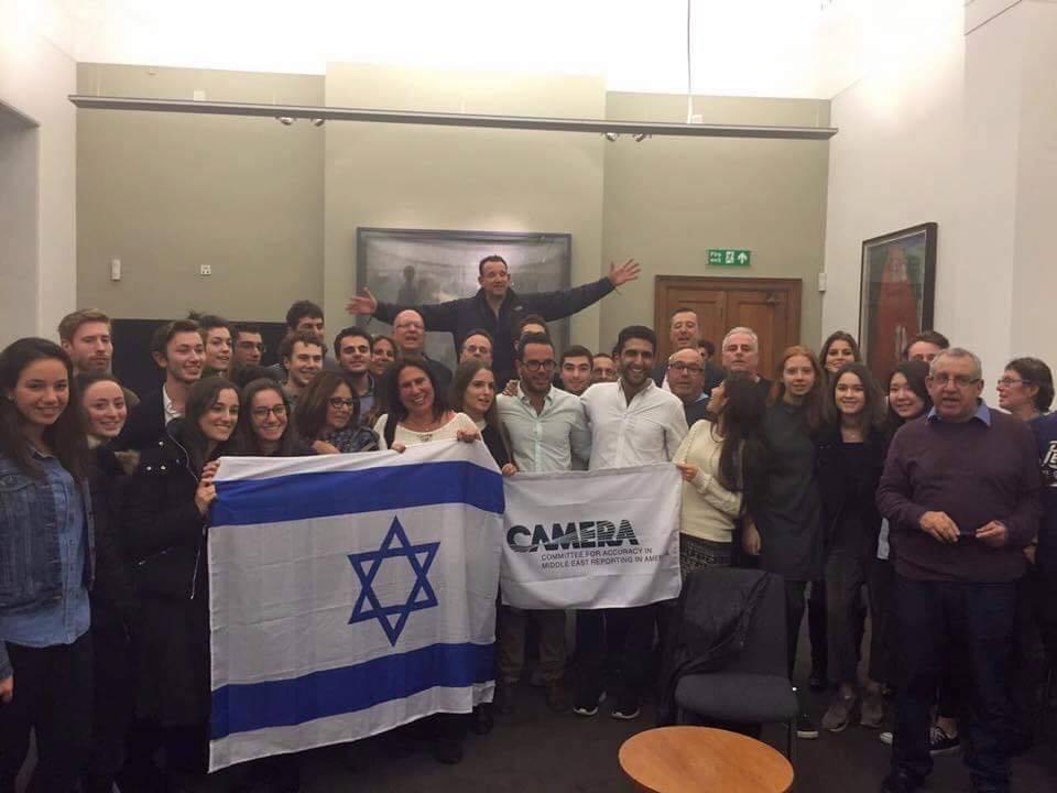 Israeli Society with Hen Mazzig- credit Elliot Millar