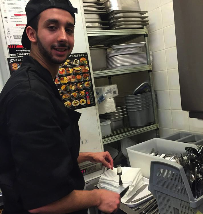 I Graduated With A Master S And Now Work As A Kitchen Porter In Spoons