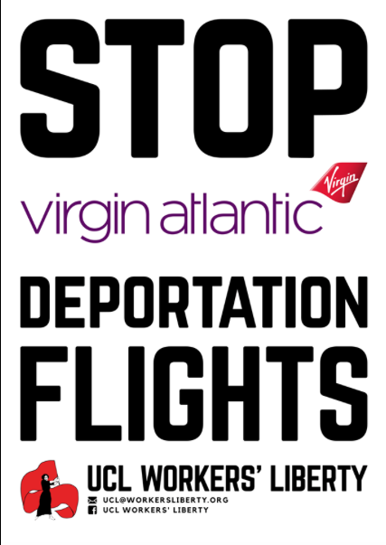 Students to protest against Virgin Atlantic CEO over