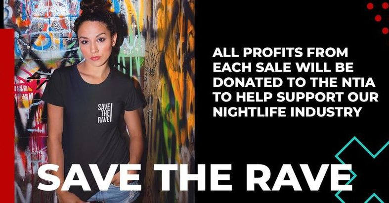 Save the Rave campaign