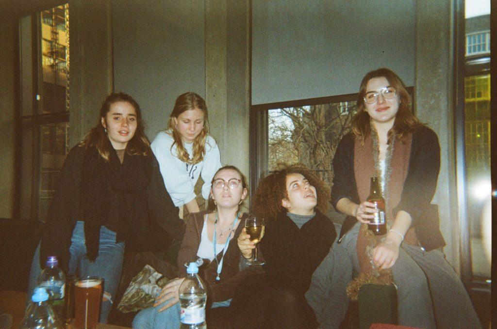 First Years IOE Bar UCL