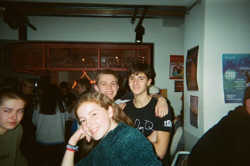 Jazz Night UCL First Year