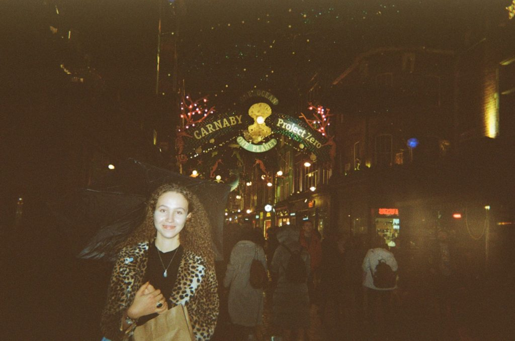 London Carnaby Street Christmas