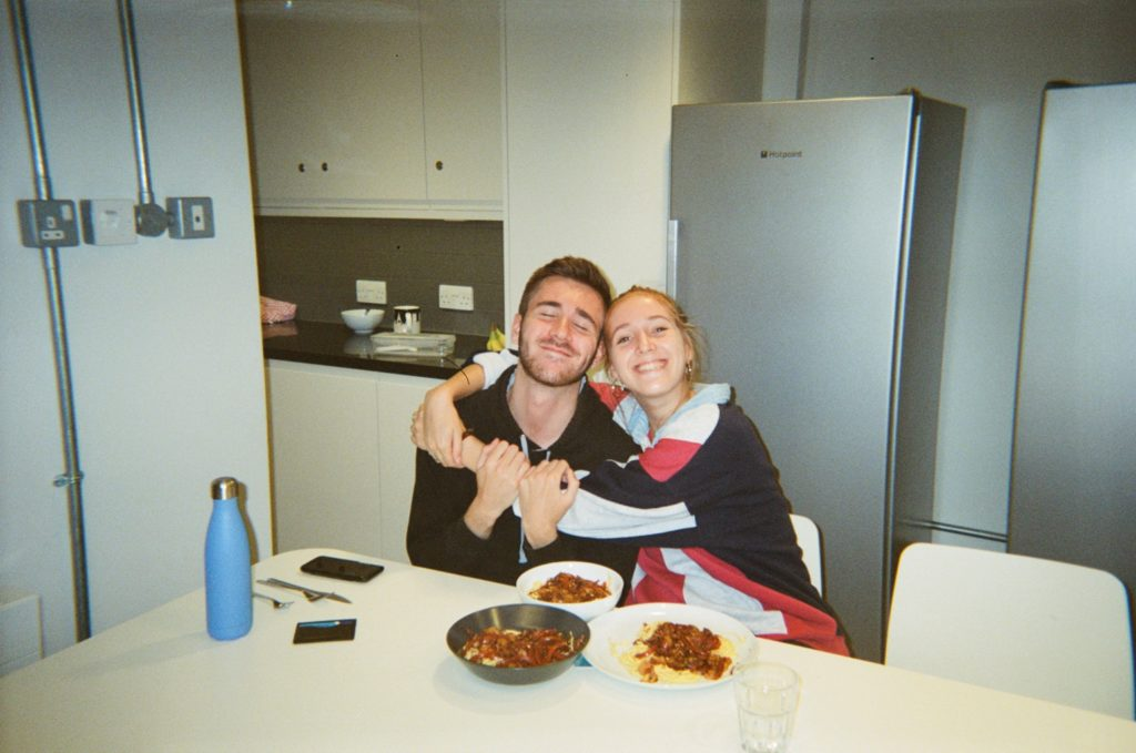 flat meals first year