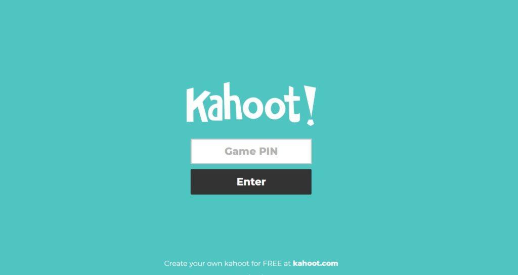 Kahoot date