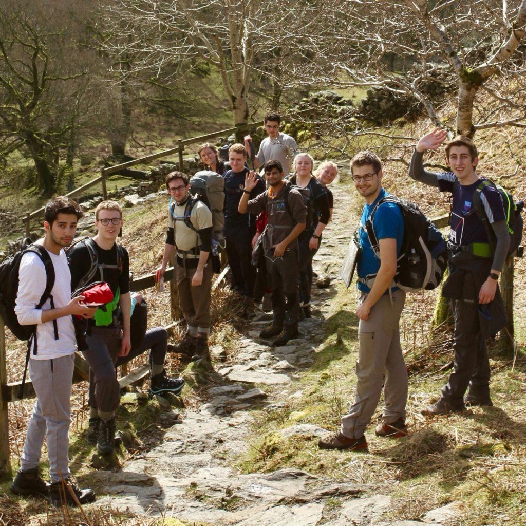 freshers', hikers